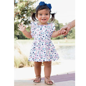 NEW! RuffleButts Berry Sweet Dress (18-24) $38+